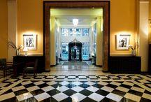Floor entrance hall