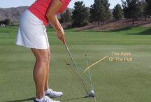 Golfing Women / Women in golf #GolfTips #GolfingWomen #Golf