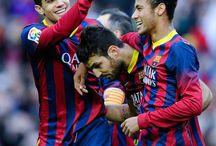 Barça ❤️❤️ / by Neymar Jr