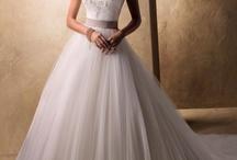 Wedding dresses / Finding my styles
