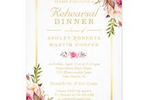 Wedding Invitations, Programs