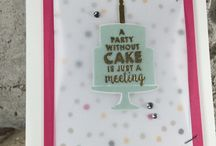 2016 Occasions Catalogue Stampin' Up!