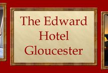 Hotels, B&B's & Campsites In Gloucestershire / Hotels, B&B's & Campsites In Gloucestershire