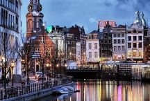 Locations: Amsterdam / Research used for my novels.