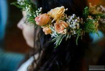 // flower crowns wedding and bridal //