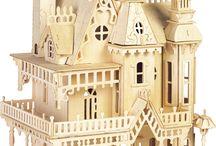 Doll Houses / by Dana Miller