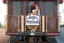 Train Themed Weddings