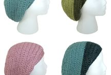 crochet & knitting - hats & beanies / by Beverley Gillanders