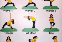 Yoga for my Preggers People / by Carson Kehoe