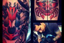 Th-INK Art / by Evelio Vijil