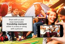 Friendship Day Contest / Celebrate the week of friendship with an exclusive friendship day contest