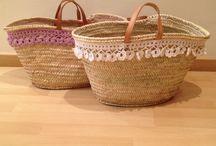 sacos e cestos