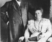 William Joseph Seymour e la moglie