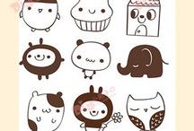 Cute drawing