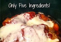 crockpot chicken Parm
