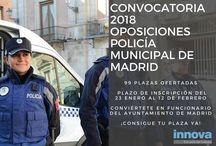 Oposiciones España 2018
