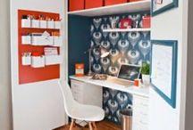 Cool wardrobe/ spaces