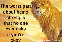 ❤ Strength Quotes ❤