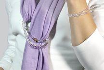 Sciarpe gioiello