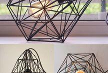 Дизайнерские лампы