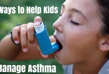 Kids with asthma and migraine