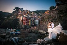 Cinque Terre Engagement Session