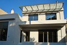 Custom made canopies / Private house, Melissia Athens