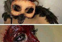 Halloween / Halloweenowe inspiracje