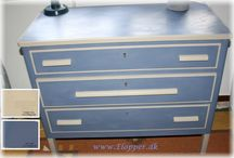 Country Grey / Møbler malet med Chalk Paint, Country Grey fra Annie Sloan