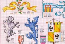 Stickvorlagen Embroidery