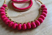 Thread Jewelry
