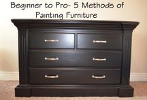 diy with new and old furniture  / by Dorothy Jordan