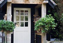 Porch Canopy Ideas