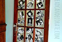 Old door DIY