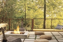 Outdoor living / by Tyler Voiles