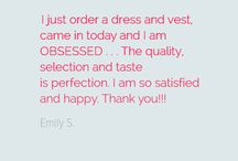Rave Reviews / Take a look at what our awesome Eleven Oak's customers have to say about us!