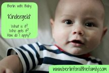 Berlin with Baby / Tips, recommendations, events and courses for English speaking parents of babies in Berlin, Germany  #Berlin #baby #family