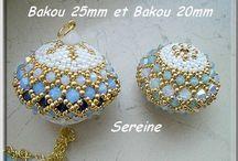 Pärlor_bollar_beaded beads