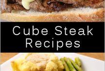 Cube steak Recipes