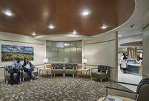 Sibley Memorial Hospital / Washington, D.C. PRODUCTS: Indiana, Arcadia, Krug, Trinity, Wieland.