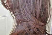capelli lunghi taglio
