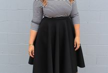 PLUS SIZE FASHION: Winter