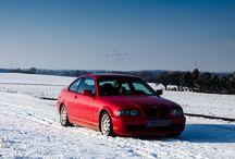 BMW e46 Coupé