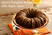 Pumpkin love! / Recipes with pumpkin -- appetizer, soup, side dish, entree, drink and desserts! Maybe a few pumpkin decorating and crafts, too. If you love pumpkin, you're at the right place! If you'd like to pin to this board, follow it and email me at DReinhold@charter.net.  #ShockinglyDelicious