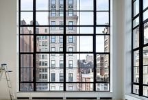 windows / walls