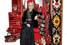 NEIMAN MARCUS FANTASY GIFT / Up close and personal with our Iris Apfel Trunk of Accessories for Bajalia and Neiman Marcus