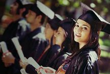 scholarships / A scholarship is an award of financial aid for a student to further their education.