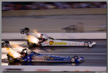 AUTORACING - DRAG Top-Fuel (old & new) / by Rick Shier