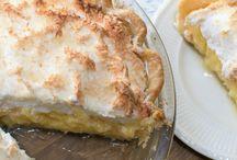 Pie - sweet