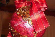 Natale / Oggetti realizzati artigianalmente da Megcreative